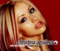 Cover Christina Aguilera - Come On Over Baby (All I Want Is You)