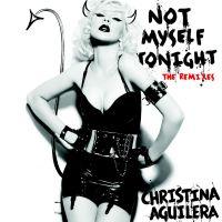 Cover Christina Aguilera - Not Myself Tonight