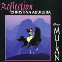 Cover Christina Aguilera - Reflection