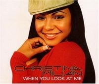 Cover Christina Milian - When You Look At Me