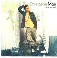 Cover Christophe Maé - Mon paradis