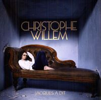 Cover Christophe Willem - Jacques a dit