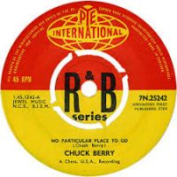 Cover Chuck Berry - No Particular Place To Go