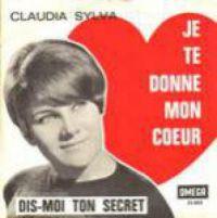 Cover Claudia Sylva - Je te donne mon cœur