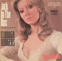 Cover Clodagh Rodgers - Jack In The Box