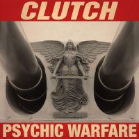 Cover Clutch - Psychic Warfare