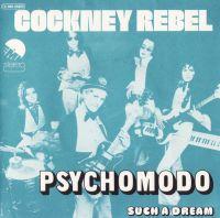 Cover Cockney Rebel - Psychomodo