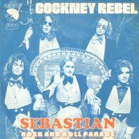 Cover Cockney Rebel - Sebastian