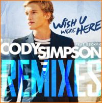 Cover Cody Simpson feat. Becky G - Wish U Were Here