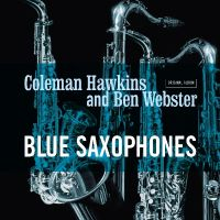 Cover Coleman Hawkins and Ben Webster - Blue Saxophones