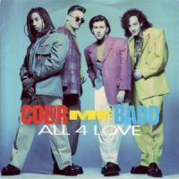 Cover Color Me Badd - All 4 Love