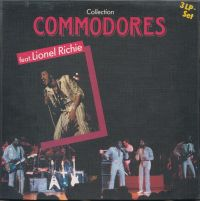 Cover Commodores feat. Lionel Richie - Collection