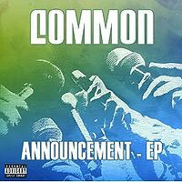 Cover Common feat. Pharrell - Announcement