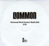 Cover Common feat. Pharrell - Universal Mind Control