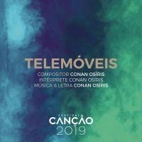 Cover Conan Osíris - Telemóveis