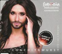 Cover Conchita Wurst - Rise Like A Phoenix