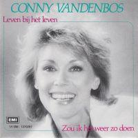 Cover Conny Vandenbos - Leven bij het leven