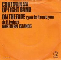 Cover Continental Uptight Band - On The Ride