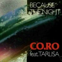 Cover Co.Ro feat. Taleesa - Because The Night
