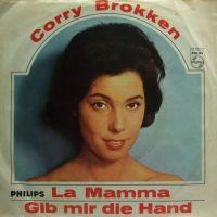 Cover Corry Brokken - La Mamma
