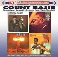 Cover Count Basie - Sinatra - Basie / Kansas City 7 / Atomic Basie / Basie Plays Hefti