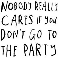Cover Courtney Barnett - Nobody Really Cares If You Don't Go To The Party