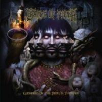 Cover Cradle Of Filth - Godspeed On The Devil's Thunder