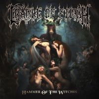 Cover Cradle Of Filth - Hammer Of The Witches