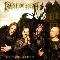 Cover Cradle Of Filth - Honey And Sulphur