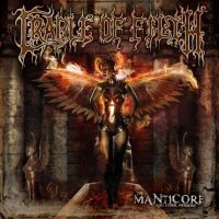 Cover Cradle Of Filth - The Manticore And Other Horrors