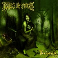 Cover Cradle Of Filth - Thornography