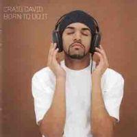 Cover Craig David - Born To Do It