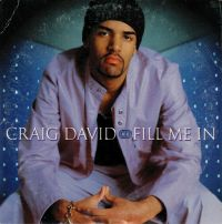 Cover Craig David - Fill Me In