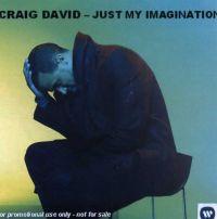 Cover Craig David - Just My Imagination