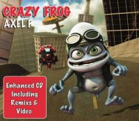 Cover Crazy Frog - Axel F