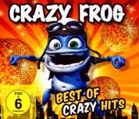 Cover Crazy Frog - Best Of Crazy Hits