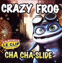Cover Crazy Frog - Cha Cha Slide