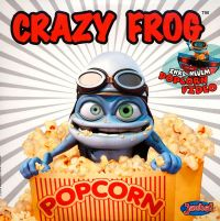 Cover Crazy Frog - Popcorn