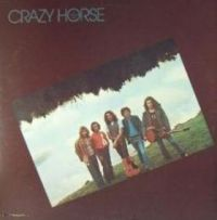 Cover Crazy Horse - At Crooked Lake