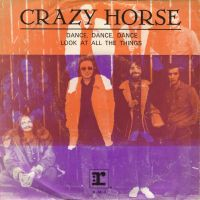 Cover Crazy Horse - Dance, Dance, Dance