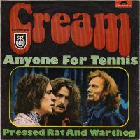 Cover Cream - Anyone For Tennis