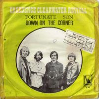 Cover Creedence Clearwater Revival - Down On The Corner