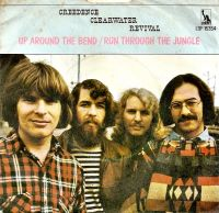 Cover Creedence Clearwater Revival - Up Around The Bend