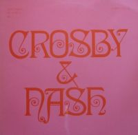 Cover Crosby & Nash - Live