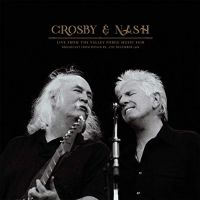 Cover Crosby & Nash - Live From The Valley Forge Music Fair