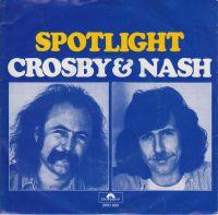 Cover Crosby & Nash - Spotlight