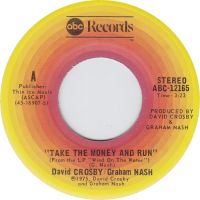 Cover Crosby & Nash - Take The Money And Run