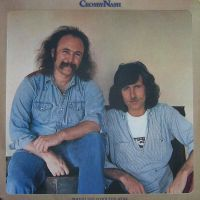 Cover Crosby & Nash - Whistling Down The Wire