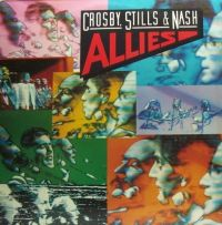 Cover Crosby, Stills & Nash - Allies