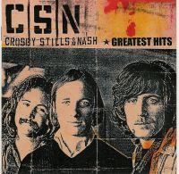 Cover Crosby, Stills & Nash - Greatest Hits